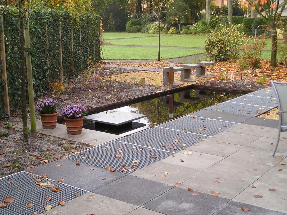 Eigentijdse tuin hoveniersbedrijf kruize box for De eigentijdse tuin